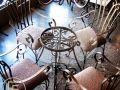 #Forja #Hierroforjado #Decoracion #Artesania #Ironwork #Wroughtiron #Homedeco #Chair #Silla #Table #Mesa #Dine #Homedecor