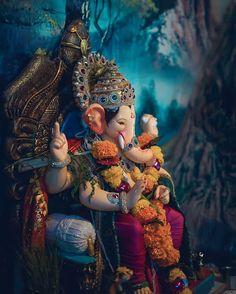 New Cute Lord Ganesha Smiley Wallpaper. Most Famous And Popular Lord Ganesha or bappa wallpaper. Wallpaper by WaoFam. Ganesh Lord, Lord Shiva Statue, Jai Ganesh, Shri Ganesh Images, Ganesha Pictures, Lord Murugan Wallpapers, Lord Krishna Wallpapers, Lord Ganesha Paintings, Lord Shiva Painting