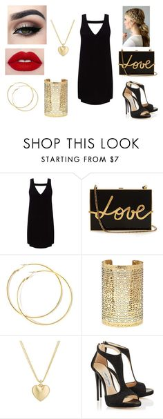 """Untitled #1097"" by annemarie-robinson on Polyvore featuring Miss Selfridge, Lanvin, Forever 21 and Finn"