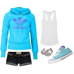 Sporty and cute!