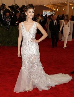 Emmy Rossum | All The Looks From The Met Gala Red Carpet