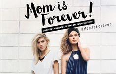 ELLE México y Forever 21 te regalan un cambio de guardarropa para tí y tu mamá #MOMISFOREVER.