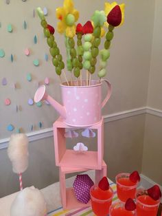 April showers bring may flowers | CatchMyParty.com