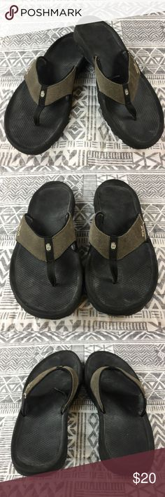 3eeccaaed65b Teva Flip Flop Thong Sandals Size 10 These shoes are in good used  condition. See