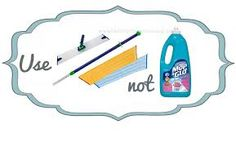 Use Norwex's Mop System!