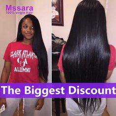 8A Brasilianisches Jungfrau-haar Gerade 3 Bundles Unverarbeitete Menschenhaar-webart Gerade Brasilianisches Haar Nerz Brazillian Glattes Haar