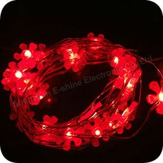 Different Modelling Copper LED String Light, View LED String Light, ES Product Details from Shenzhen E-Shine Electronic Technology Co., Ltd....