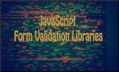 15 Best JavaScript Form Validation Libraries