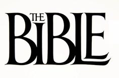 The Bible by Herb Lubalin                                                                                                                                                                                 More