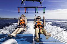 Enjoy Parasailing in Cabo!