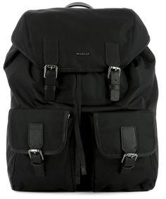 MONCLER Moncler Men'S  Black Polyamide Backpack'. #moncler #bags #backpacks #