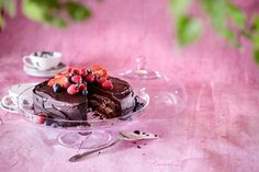 Suklaa-tryffelikakku | Joulu | Pirkka