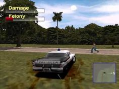 Driver 2   Havana carro secreto