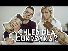 Najlepsze pieczywo dla diabetyków – Gość: Doktor Ania - YouTube Food And Drink, Youtube, Diet, Youtube Movies