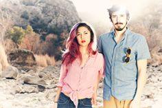 Copyright Crystal Cartier 2014   young couple, mixed race, millennials, nature, lifestyle photographer, lifestyle photography, los angeles, crystal cartier