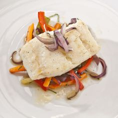 One-Pot Baked Cod