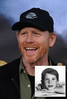 Actor/Director Ron Howard born in Duncan, OK. Mar. 1, 1954. Many of us have grown up with him, from Opie on the Andy Griffith Show, to Academy Award winning Director.