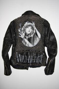 wild heart leather jacket.