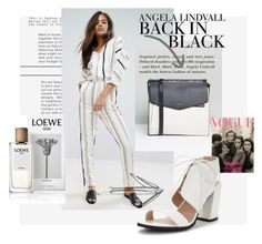 """my classic"" by devyshka on Polyvore featuring Vero Moda, Fiorelli, Glamorous, Loewe and H&M"