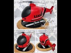 Helicopter cake - Special Effects 2nd Birthday Parties, Birthday Ideas, Helicopter Cake, Flight Paramedic, Cake Decorations, Special Effects, Cake Ideas, Cakes, Decorating