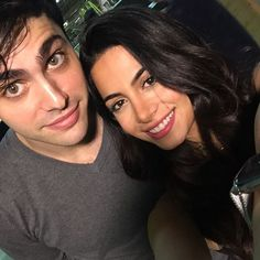 """Shadowhunters on Instagram: """"Here's a Lightwood selfie for you! #Shadowhunters"""""""