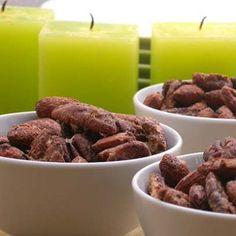 Sweet-Salty Roasted Nuts