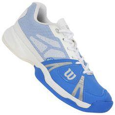 Tênis Wilson Rush HC – Masculino - Azul/Cinza Cla Desconto Centauro para Tênis Wilson Rush HC – Masculino - Azul/Cinza Cla por apenas R$ 299.90.