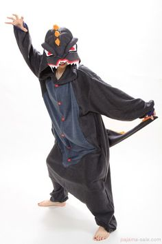 Adult onesies Monster Kigurumi animal pajama