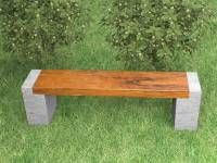 13 Awesome Outdoor Bench Projects | Live Dan 330