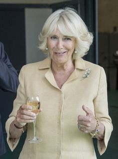 Camilla Parker Bowles Opens a New Winery