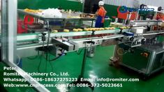 Full Automatic Chili Pepper Sauce Bottle Filling Capping Sealing Packing...