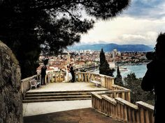 Wedding View. Split. Croatia