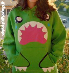 Kawaii Dino Dinosaur Rawrr Hoodie by MilkshopKawaiiShop on Etsy, €47.00