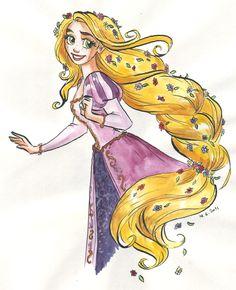 Delicious hair by ~TaijaVigilia on deviantART