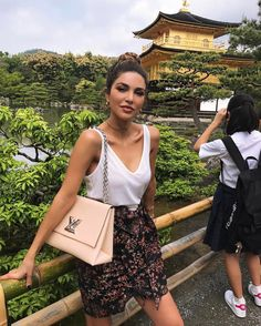 "142.3k Likes, 626 Comments - Negin Mirsalehi (@negin_mirsalehi) on Instagram: ""Exploring Kyoto with @louisvuitton. Just a few more hours before their cruise show. #lvcruise"""