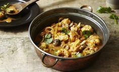 Paleo Cauliflower and MushroomCurry Recipe - Relish