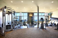 Workout at the Overlook gym room. Bonus if L's there, but even alone this would be a good thing for me.