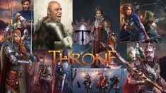 Throne Kingdom At War - Juegazo Android/IOS [Review y Gameplay]