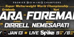 Erislandy Lara Scores Fourth-Round Knockout Victory over Former World Champion Yuri Foreman | REAL COMBAT MEDIA