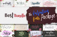 Best Bundle f.tastic by artisans on @creativemarket $20