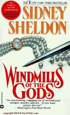Sidney Sheldon - Windmills of the Gods