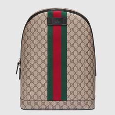 GG Supreme backpack with Web  1250.00 Supreme Backpack 77e6402f280a9
