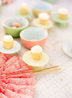 Girls picnic playdate by Jubilee Lau Events and Gloria Wong Design | 100 Layer Cakelet