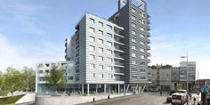 Simmeringer Hauptstraße 171 Urban City, Modern Design, Multi Story Building, Contemporary Design