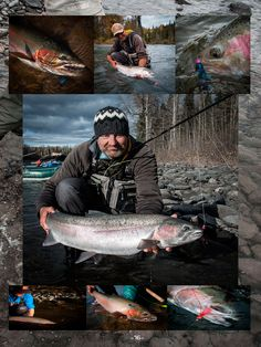 Steelhead season is around the corner. We carry a wide range of steelhead flies. Top quality designs by expert steelhead guides. All thoroughly tested and proven effective patterns. Check out our catalogue of flies here: #catalog #catalogue #flies #fishingflies #flyshop #sales #wholesale #skeenariverflysupply Steelhead Flies, Fly Shop, Fishing Supplies, Fly Fishing, Catalog, Corner, Range, River, Patterns
