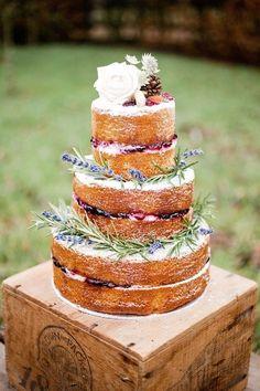wedding cake idea;  Naomi Kenton Photography