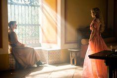 Game of Thrones, Season 5 Episode 7 - Jamie and Myrcella Baratheon in Dorne