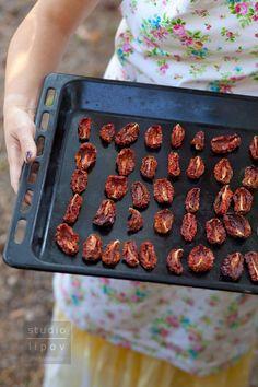 Jak suszyć pomidory? Krok po kroku w pomidorowych oparach… | Lawendowy Dom