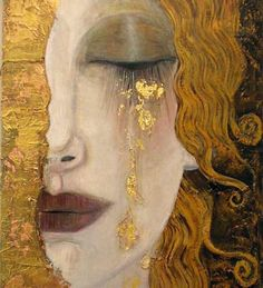 Il rispetto (tutti i giorni) è l'augurio migliore. #gustavklimt #lacrimedoro #donne #women #respect