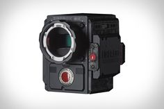 RED 8K WEAPON DRAGON CAMERA - Inside is a Vista Vision-sized, 8192 x 4320 35-megapixel sensor, capable of 75fps widescreen 8K capture. It gives you the ability to record in RAW and ProRes formats simultaneously, and like its stablemates, you'll need to buy your lenses, monitors, viewfinders, storage, and other attachments separately.
